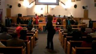 There is a King in You     Donald Lawrence Mt  Olive A M E  Church