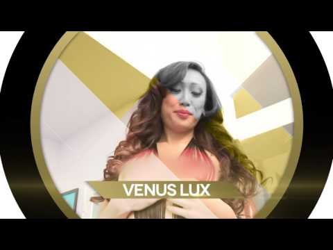 2015 XBIZ Awards - Venus Lux Wins 'Transsexual Performer of the Year' Award
