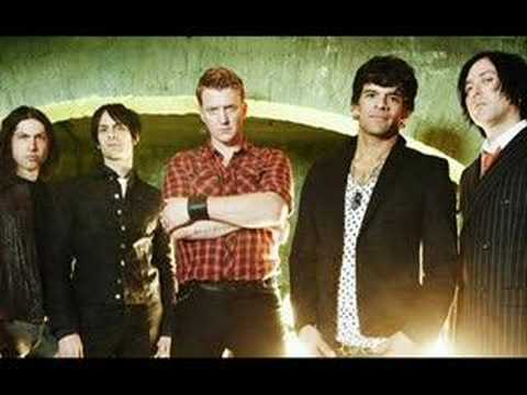 queens of the stone age- feel good hit of the summer