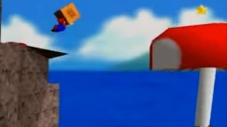 Super Mario 64 video
