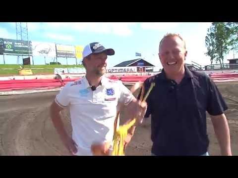 Rospiggarna VS Piraterna 31/5 Elitserien Speedway 2016