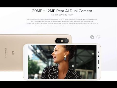 Xiaomi Mi A2 4gb-64gb. Specs, Video Check, Σκέψεις. Προτερήματα & Ελαττώματα (Greek)