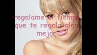 Regálame un beso/ Fanny Lu [Video Lyrics/ Video Letra]