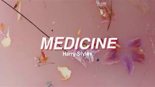 Medicine by Harry Styles w/ Lyrics (HD) - Video Youtube