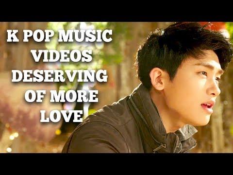 50 K Pop Music Videos Which Deserve More Love!