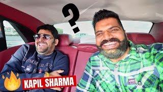 When I Met Kapil Sharma in Dubai🔥🔥🔥