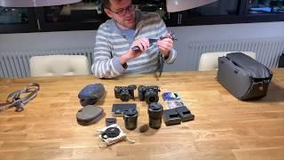 pd Camera Cube S mit Canon EOS M Equipment