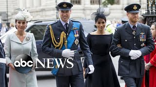 William, Kate, Harry and Meghan to spend Christmas together