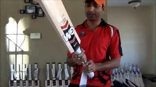 GM Flare Original English Willow Cricket Bat