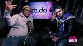Zedd - Studio 96