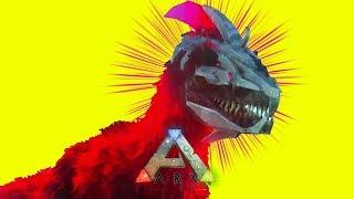 BiG BOSS YUTYRANNUS !! 😍 ARK Survival Evolved Indonesia #19
