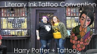 My First Tattoo Convention! | Literary Ink