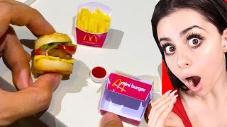REAL Miniature Food & Tiny Cooking