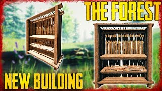 New Building Coming: The Wardrobe | The Forest