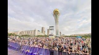 Подарок столице к 20-летию. The Spirit of Astana 2018
