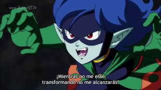Nº17 Elimina A Vikal Y A Kakunsa Del Universo 2 | DBS Cap 102