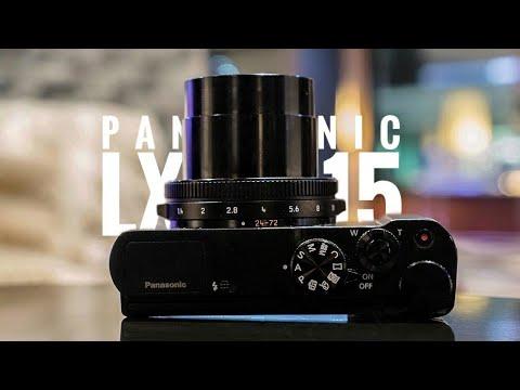 Ein Kompaktkamera Biest! Panasonic Lumix LX15 / LX10