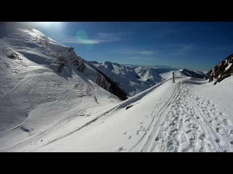 Vídeo de Lunada:  Febrero de 2016 - Espinosa de los Monteros (Burgos)
