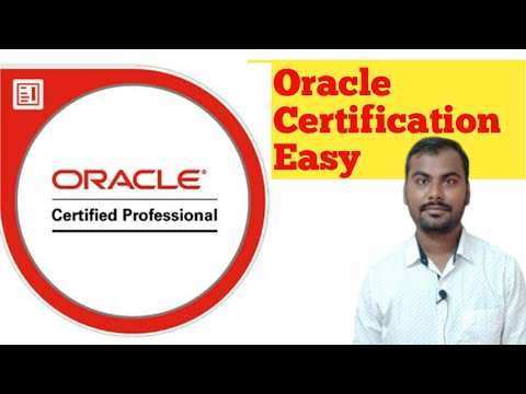 Oracle database certification new update   Easy to become oracle ...