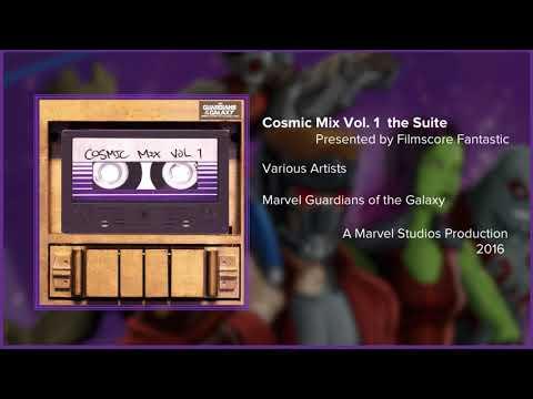 Filmscore Fantastic Presents: Cosmic Mix Vol 1 the Suite
