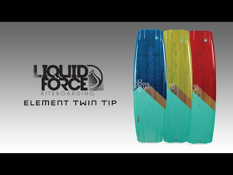 Liquid Force Element Kiteboard Review