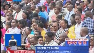 KTN Leo Wikendi: Madaktari wa hospitali ya Kenyatta wasikizana na KMPDU