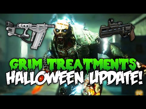 [Killing Floor 2] Grim Treatments Update - New Weapons, Map, and More