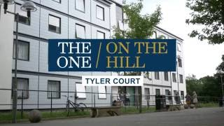 Tyler Court - the one on the hill