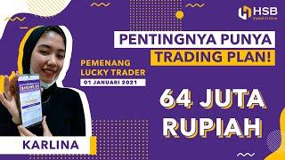 Baru 2 Minggu Trading Hasilkan 64 Juta Pakai Akun VIP? Begini Caranya