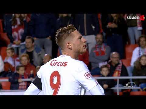 Antwerp - Standard : 2-2