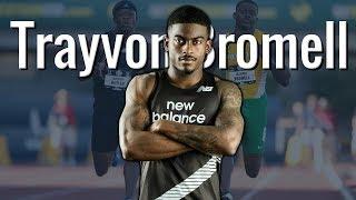 Trayvon Bromell - Sprinting Montage