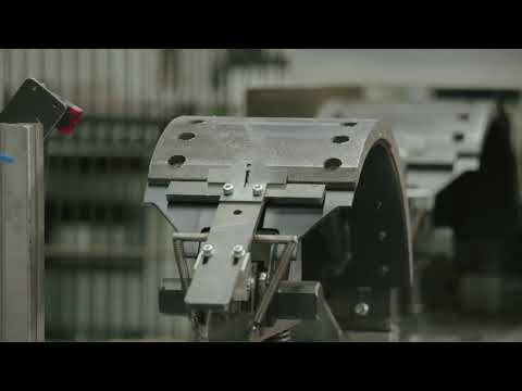 Download BPW Brake Shoe Production In Brüchermühle HD Mp4 3GP Video and MP3