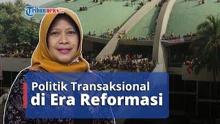 Guru Besar FISIP UNS: Fenomena Politik Transaksional di Era Reformasi yang Rugikan Rakyat