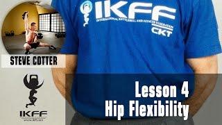 Kettlebell Lesson 4