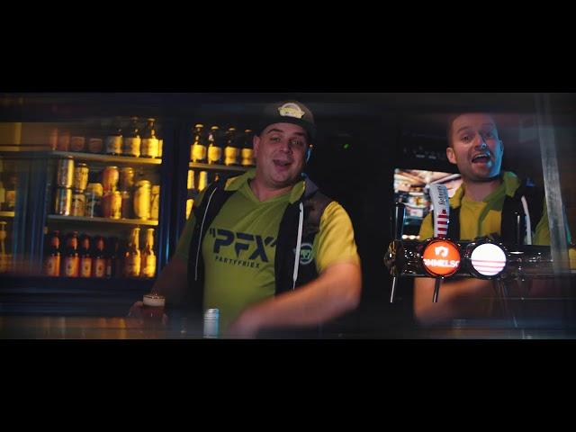 PartyfrieX - Stil Hier In M'n Stamcafé