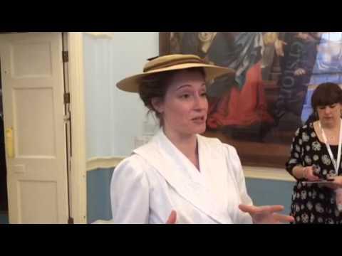 Vidéo de Lucy Adlington