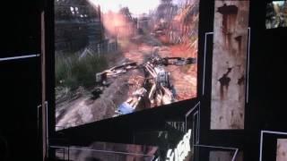 METRO EXODUS E3 REVEAL LIVE REACTION