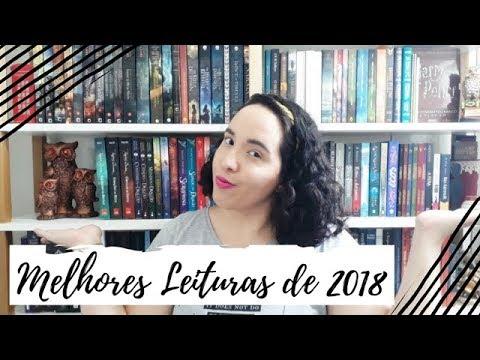 Melhores Leituras de 2018 | Um Livro e Só
