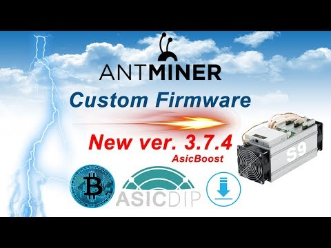 Antminer S9 S9j S9i [20 TH/s] | S15 T15 DR3 Software