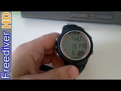 Aeris F10 Version 2 – Freediving Watch Review