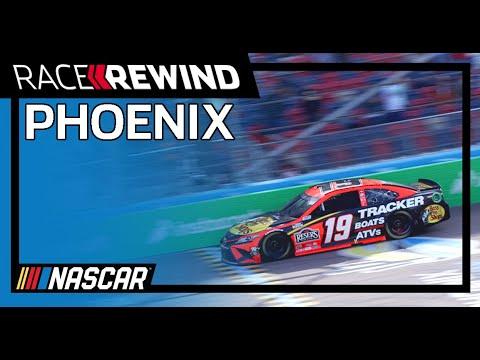 NASCAR フェニックス(フェニックスレースウェイ)ハイライト動画