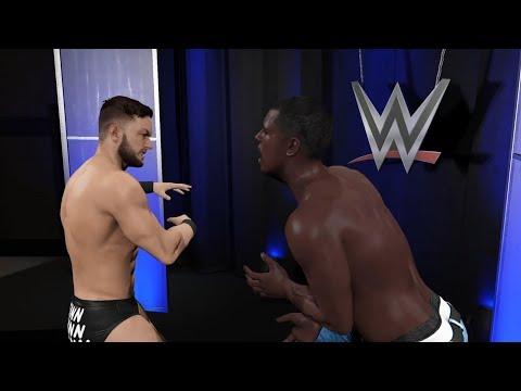 WWE 2K17: Mi Carrera | UNA LUCHA INESPERADA EN EL BACKSTAGE! (14)