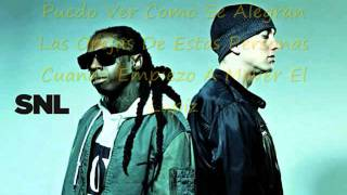 No Love Eminem Ft Lil Wayne subtitulada en español