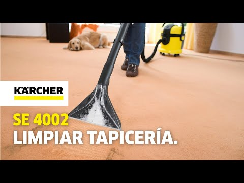 Lava Aspiradora Kärcher SE 4002