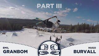 SLVSH || Hugo Burvall Vs. Emil Granbom Round 3