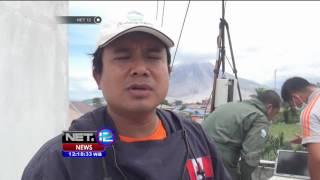 Tim BMKG  Pantau Aktivitas Sinabung Dengan Pasang Alat Pendeteksi Udara  NET12