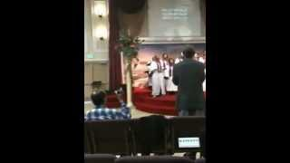 Ameleko @ Ethiopian Christian Fellowship Church In Las Vegas