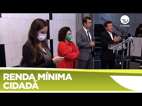 Oposição apresenta proposta de renda mínima - 25/03/20