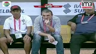 Sriwijaya FC Vs Arema Cronus 11 Highlights TSC 14 Agustus 2016