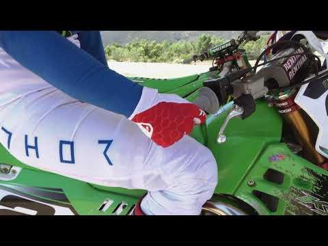 Two-Stroke Tuesday | Jeremy McGrath on a Kawasaki KX500